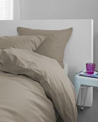 essenza bettw sche liguria baumwollsatin uni clay 2 cm ebay. Black Bedroom Furniture Sets. Home Design Ideas