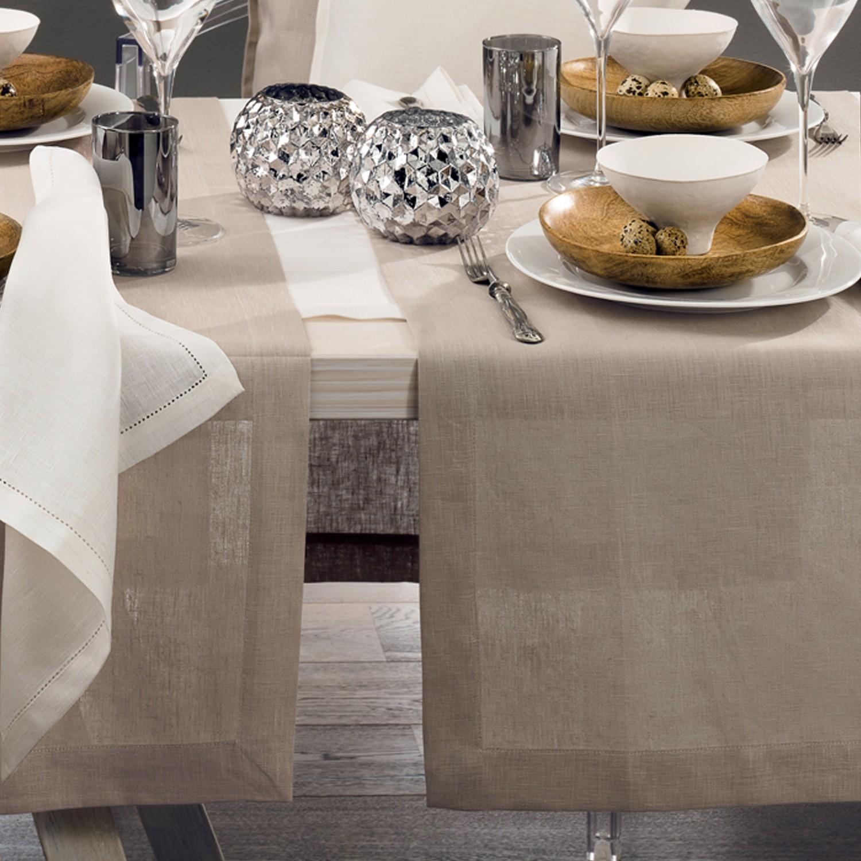 pichler leinen tischw sche tischl ufer lin 50 x 150 cm 2241. Black Bedroom Furniture Sets. Home Design Ideas
