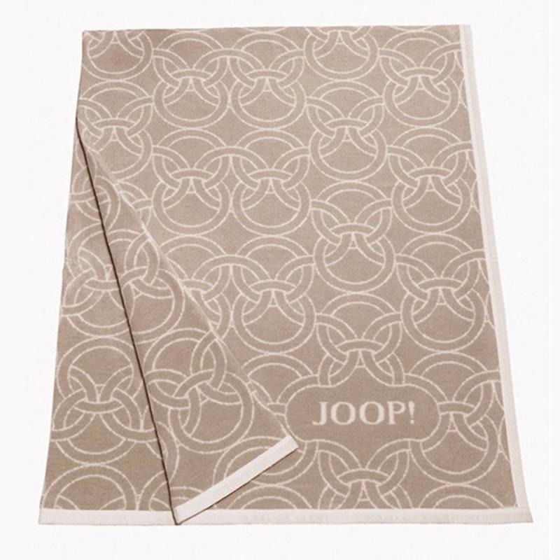 decke joop plaid joop knit in trendigem grobstrick with. Black Bedroom Furniture Sets. Home Design Ideas