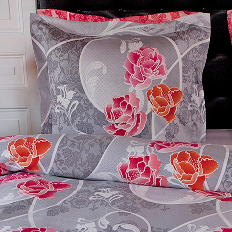 hnl mako satin bettw sche noa 2845. Black Bedroom Furniture Sets. Home Design Ideas