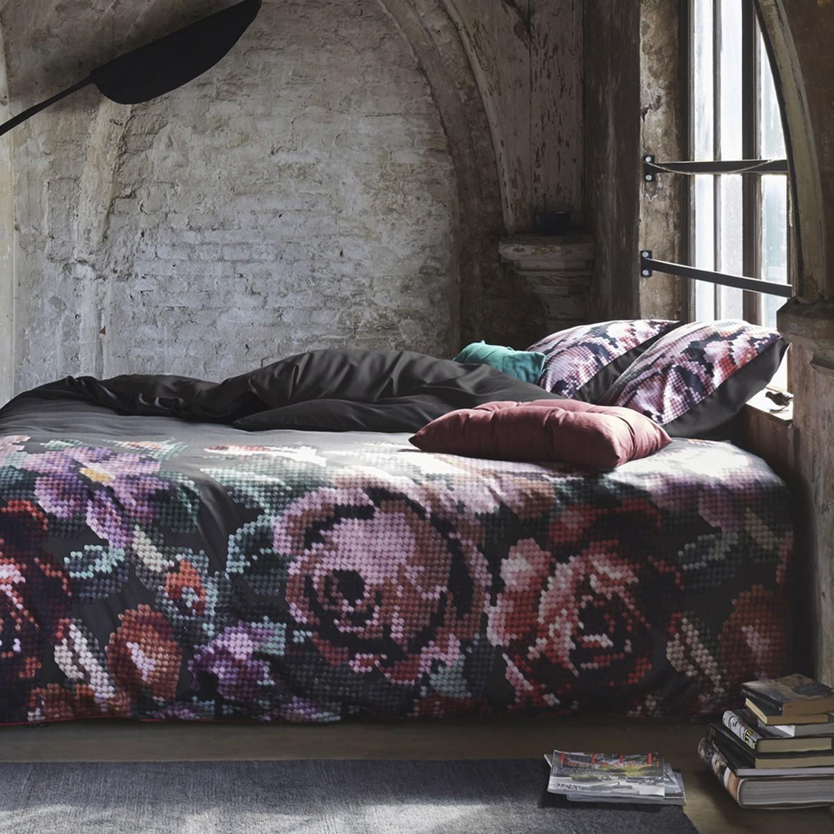 wohntextilien neu essenza home bettw sche aus der aktuellen kollektion herbst 2013. Black Bedroom Furniture Sets. Home Design Ideas
