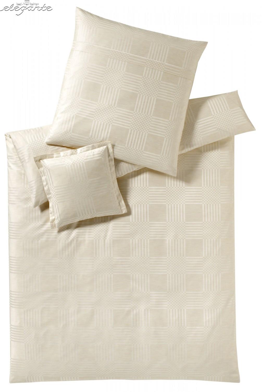 elegante bettw sche palladium jacquard satin natur 2112 7 4145. Black Bedroom Furniture Sets. Home Design Ideas