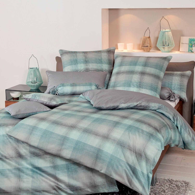 janine mako satin bettw sche messina 4745 06 tanne taupe 4370. Black Bedroom Furniture Sets. Home Design Ideas