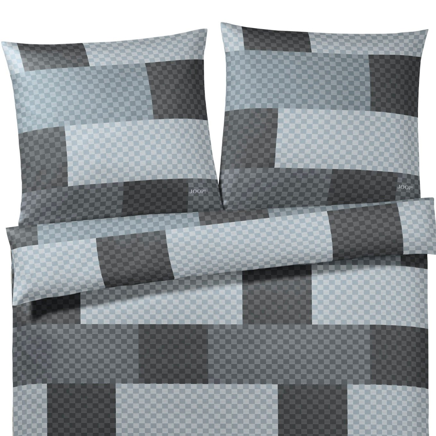 joop decke grau joop wohndecke strickplaid knit rose xcm. Black Bedroom Furniture Sets. Home Design Ideas