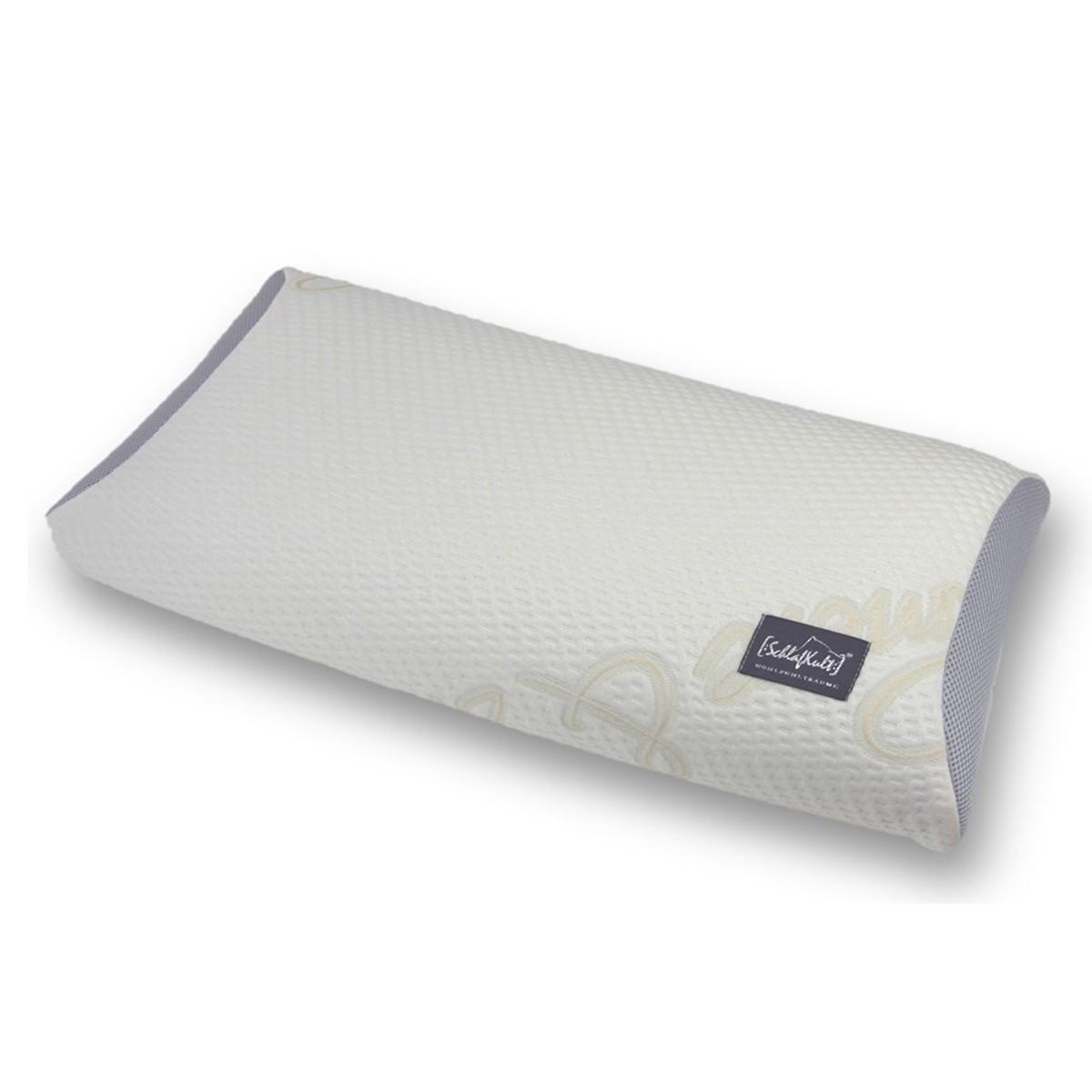 schlafkult nackenst tzkissen viscozy mit viskoelastischem schaum 5117. Black Bedroom Furniture Sets. Home Design Ideas
