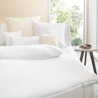 wei e bettw sche. Black Bedroom Furniture Sets. Home Design Ideas
