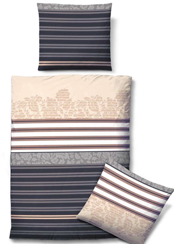 biberna mako satin bettw sche 635605 549 topas sale bettw sche. Black Bedroom Furniture Sets. Home Design Ideas