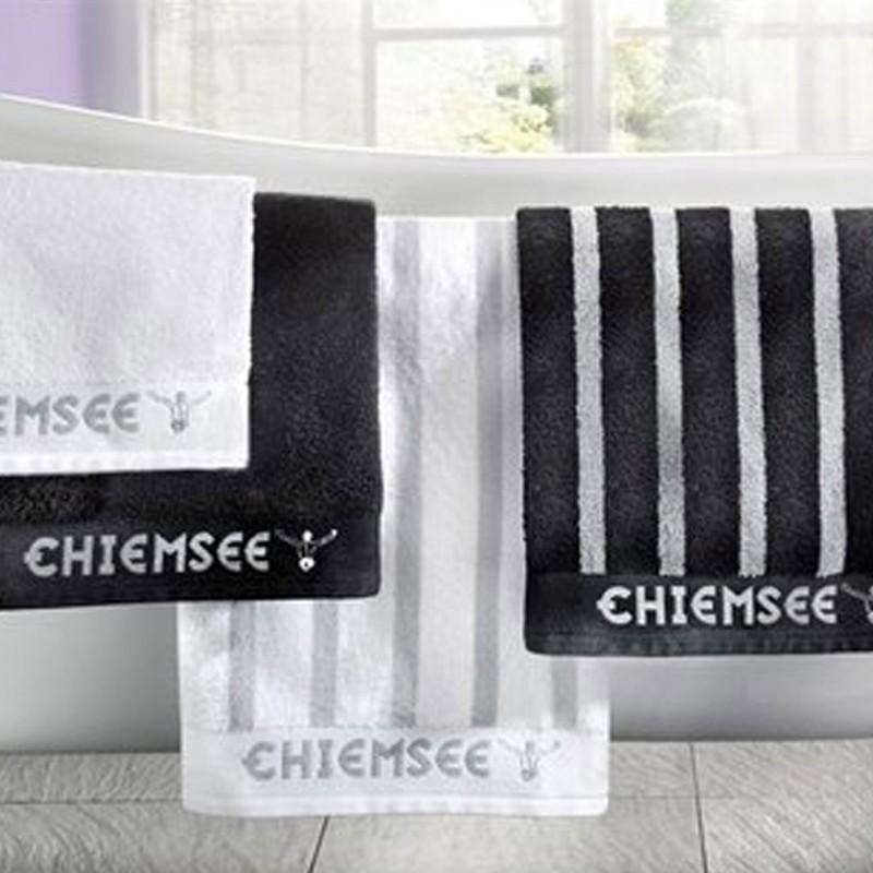 chiemsee handtuch 2 er set walkfrottier 50x100cm. Black Bedroom Furniture Sets. Home Design Ideas