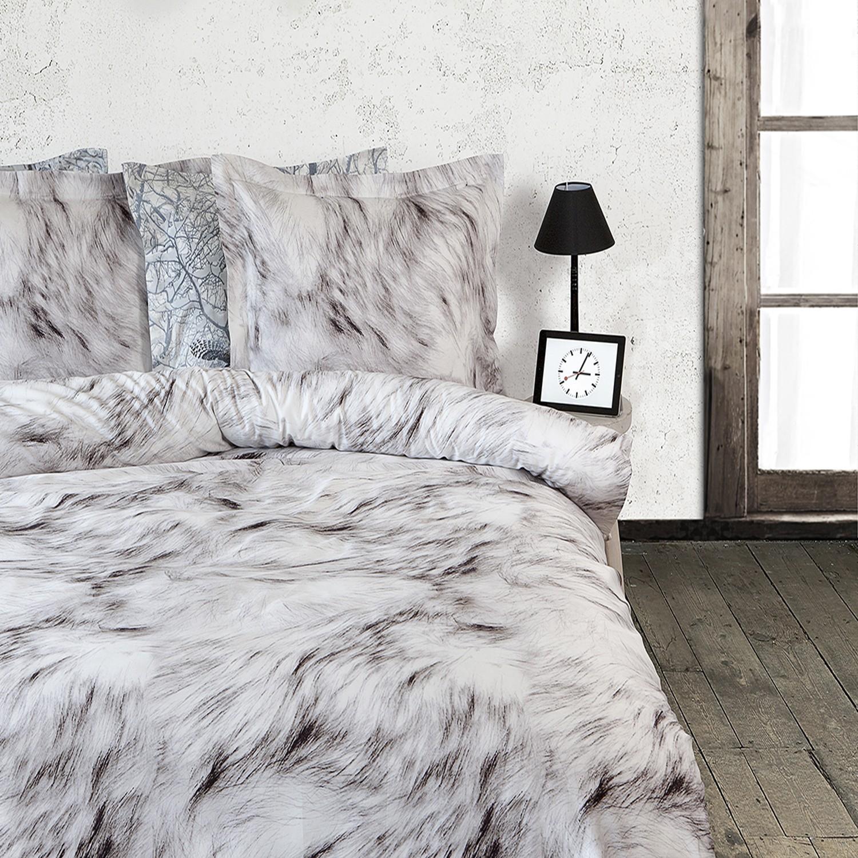 hnl bettw sche mako satin refined polarfox 3007. Black Bedroom Furniture Sets. Home Design Ideas