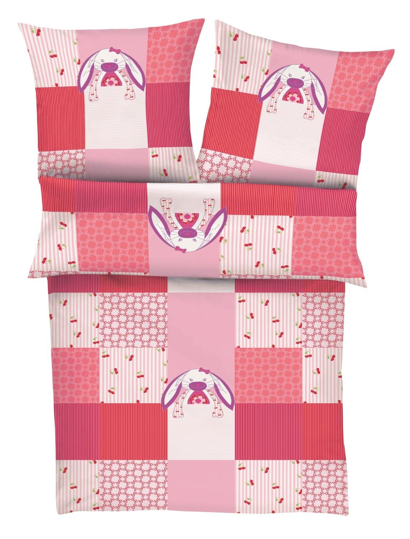 s oliver kinder flanell bettw sche 6224 500 3123. Black Bedroom Furniture Sets. Home Design Ideas